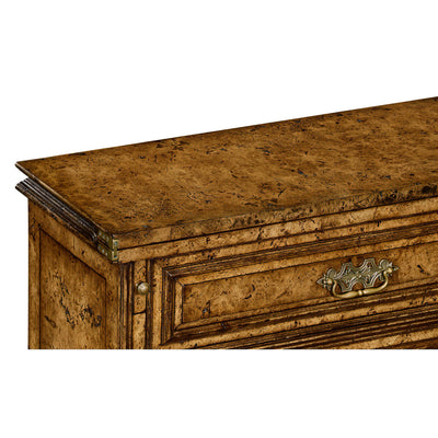 Queen Anne Bachelor's Chest