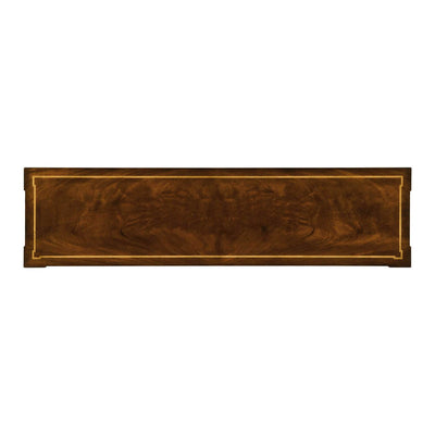 Empire Mahogany Console Table
