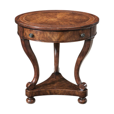 Italian Lamp Table