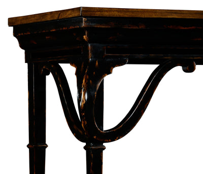 English Country Console Table