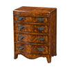 Regency Mahogany Nightstand