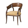 Empire Mahogany Armchair