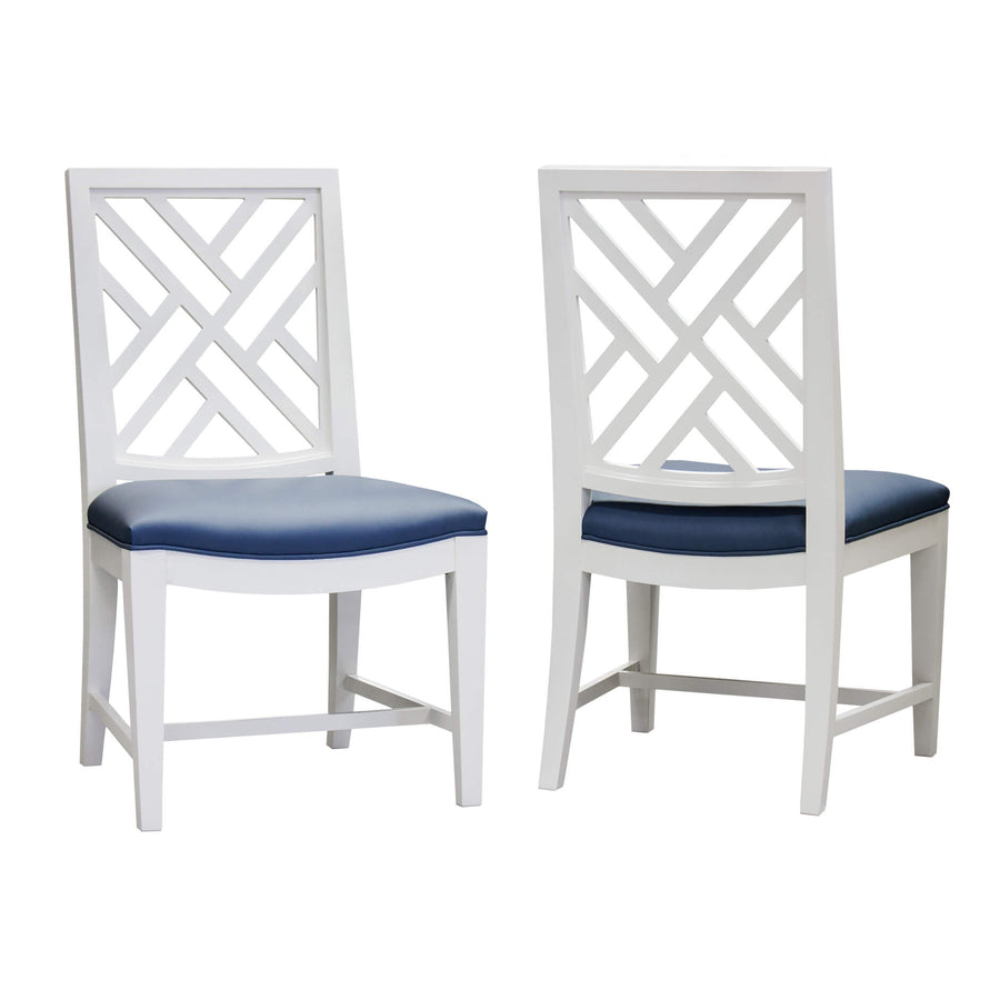 Classic Trellis Dining Side Chair