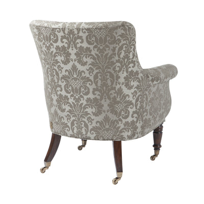 Regency Upholstered Armchair