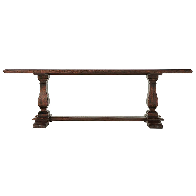 17th Century Style Refectory Dining Table