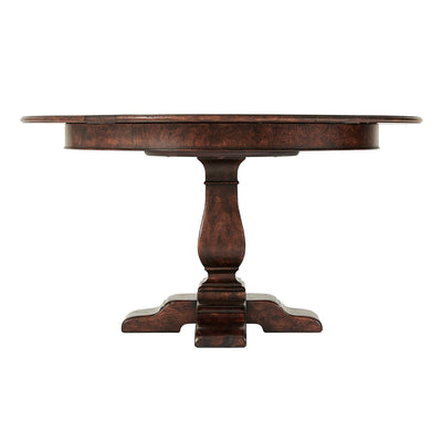 Italian Renaissance Style Extension Dining Table
