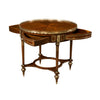 Louis XVI Mahogany Mechanical Center Table