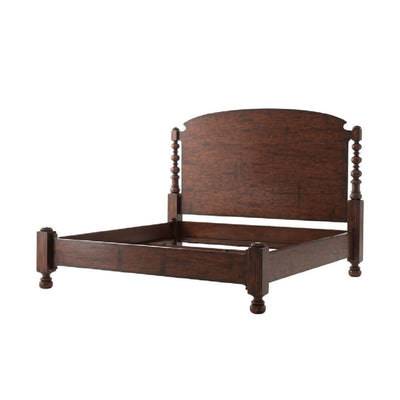 English Country King Bed