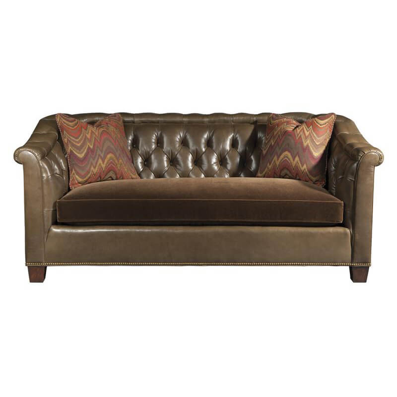 Alec Chesterfield Sofa