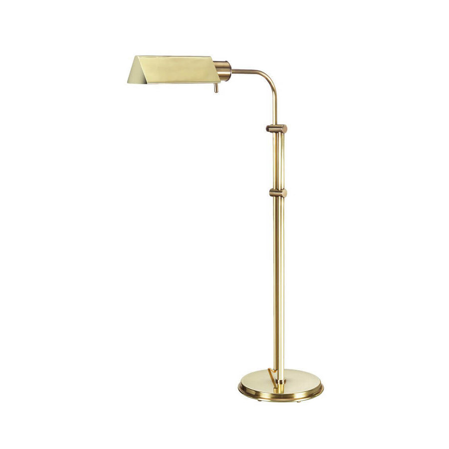Antique Style Brass Adjustable Reading Lamp
