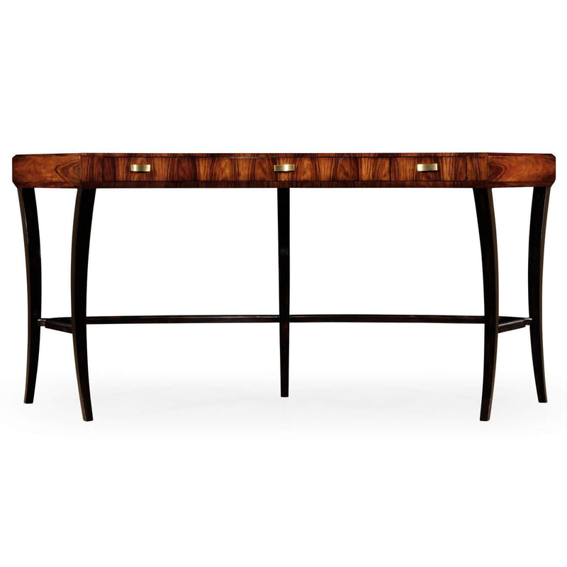 Art Deco Style Curved Desk