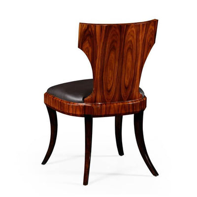 Art Deco Style Side Chair