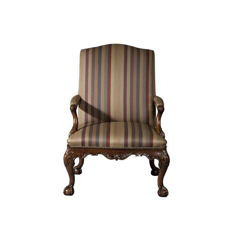 Chippendale Gainsborough Armchair
