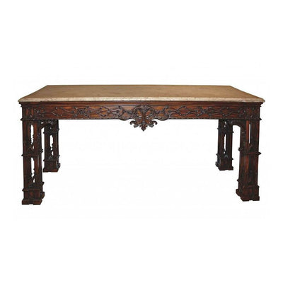 Chippendale Hall Table