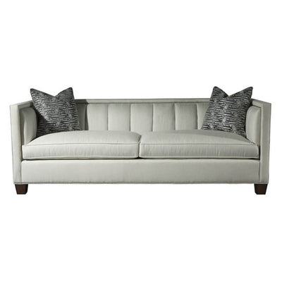 Elie Rectangular Channelled Sofa