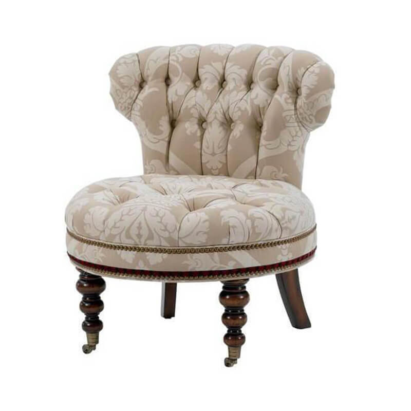 English Slipper Chair