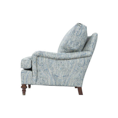 English Upholstered Armchair
