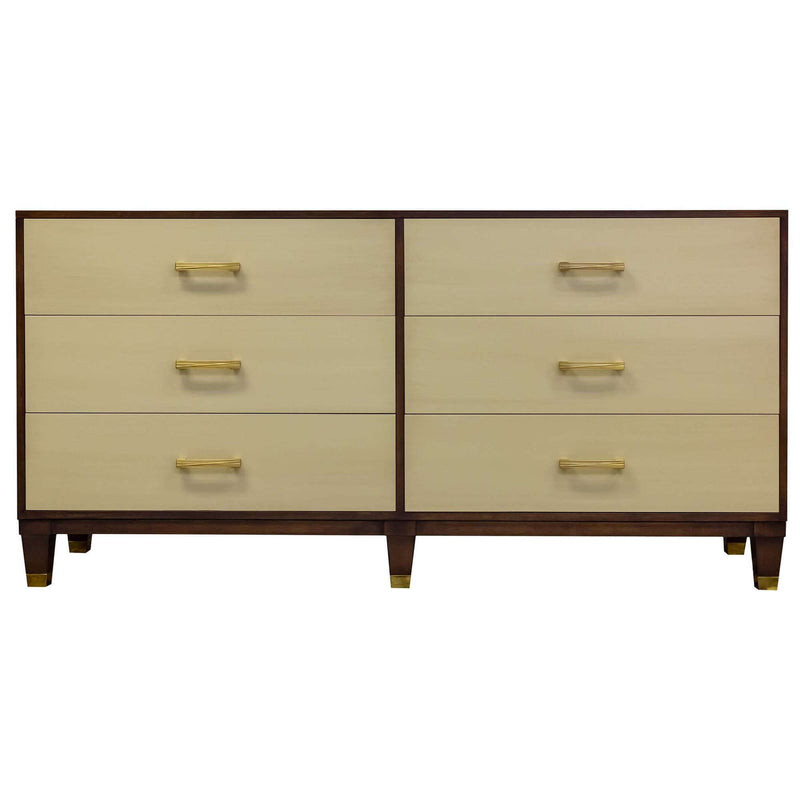 Facets Modern 72 Dresser - Grosse Pointe