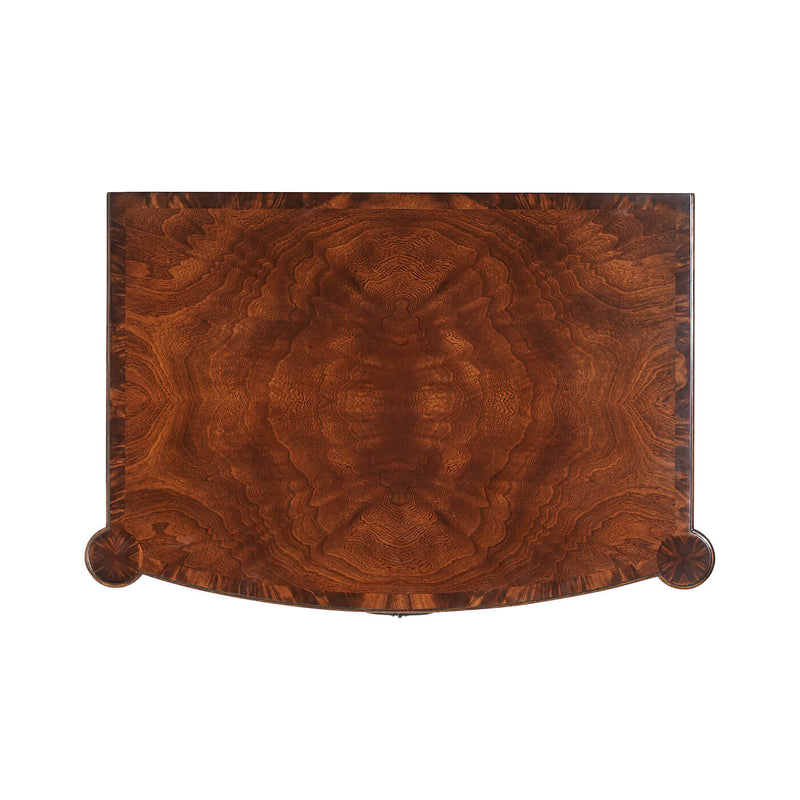 Federal Style Mahogany Bedside Chest