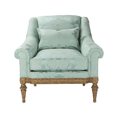 French Modern Neo Classic Armchair