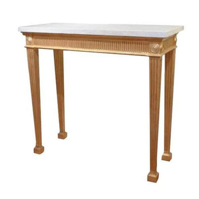 George III Adam Console Table