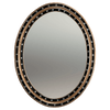 George III Irish Oval Mirror