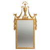 George III Mirror in the Hepplewhite Manner