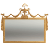 George III Over Mantle Mirror