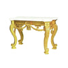 George II Giltwood Console Table in the Manner of William Kent