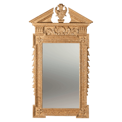 George II Giltwood Mirror in the Manner of William Kent