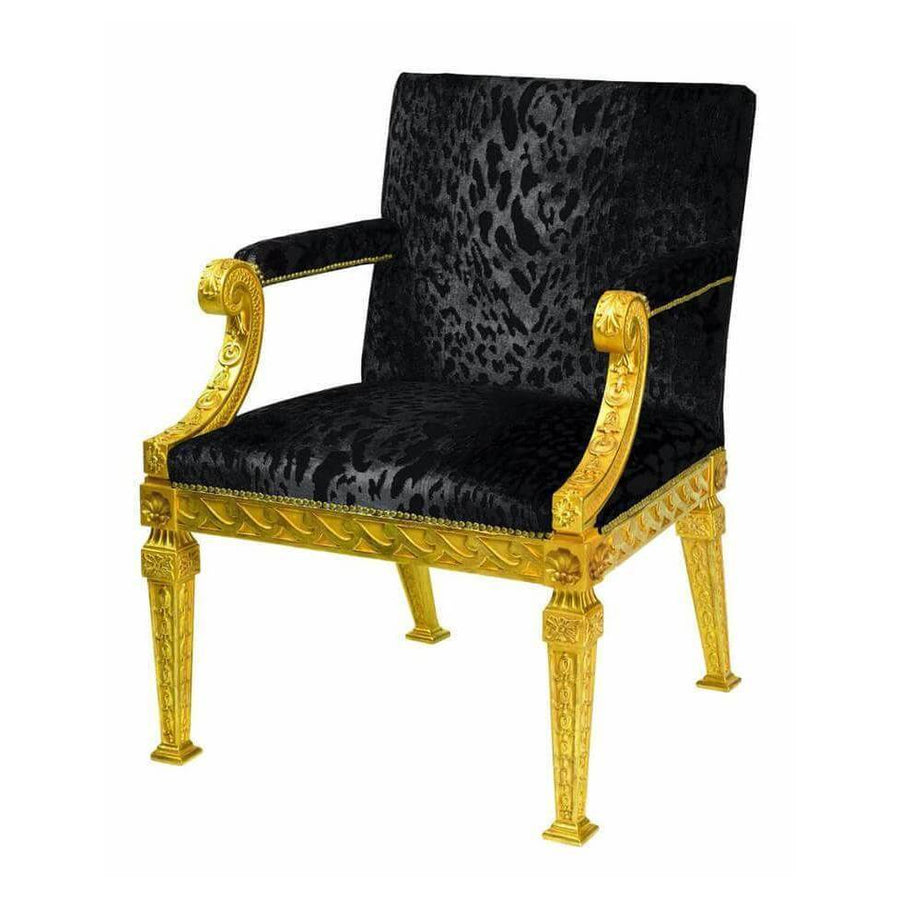 George II Library Chair in the manner of William Kent