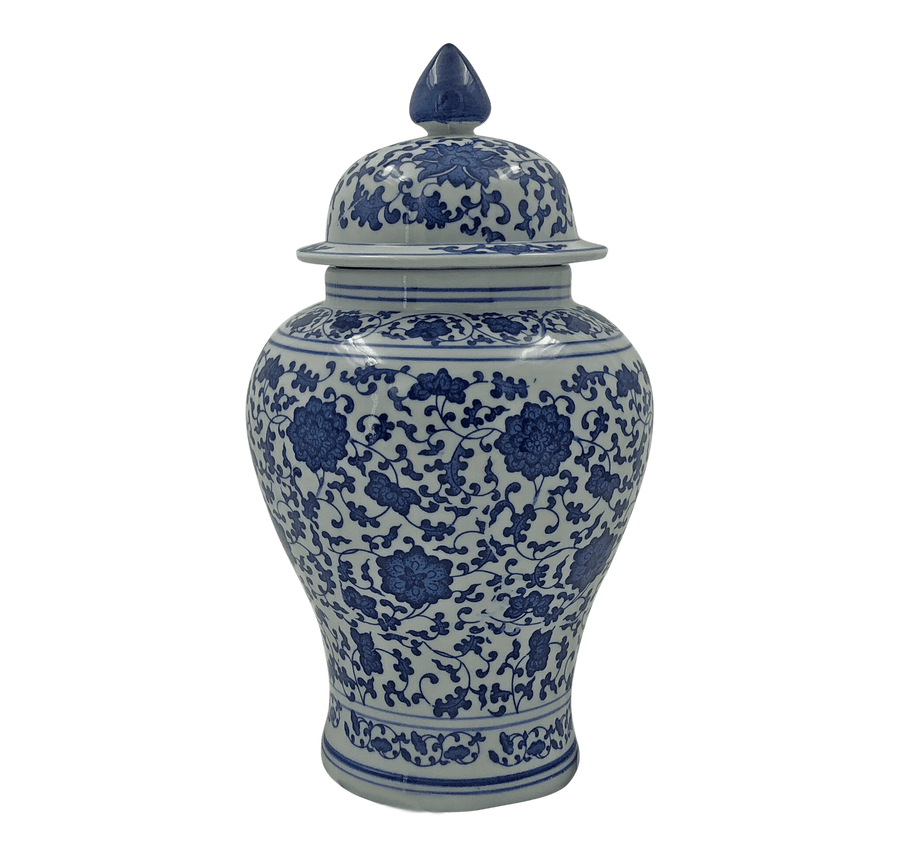 Chinese Blue and White Small Jar