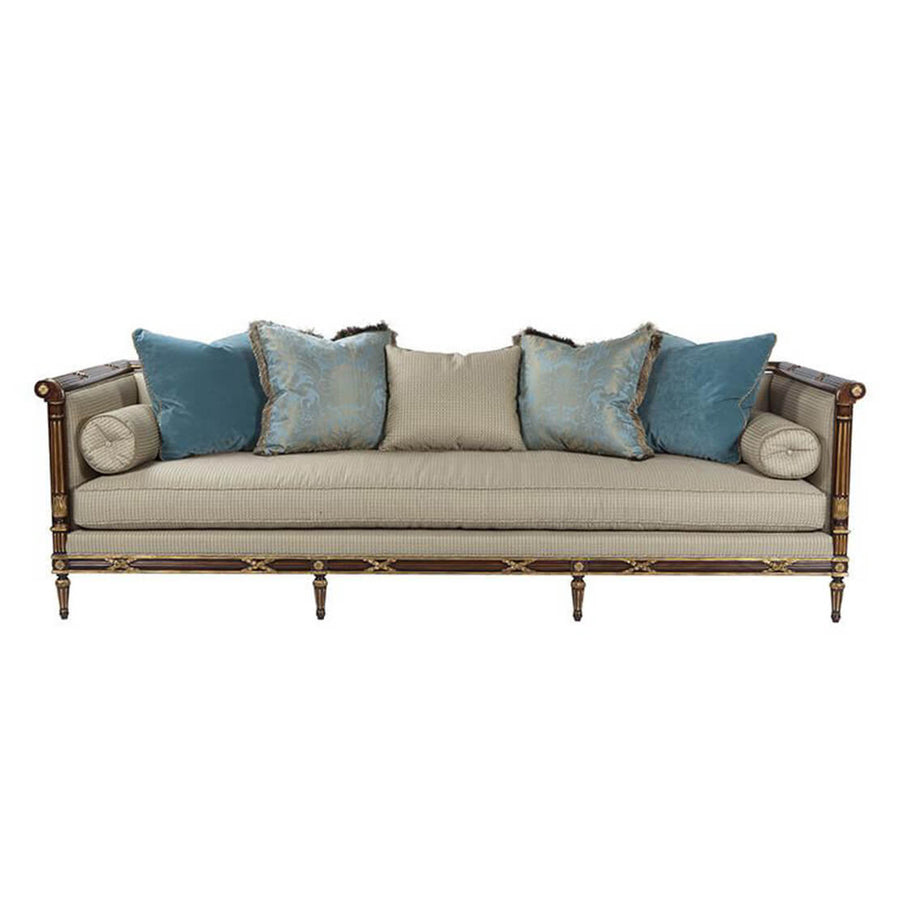 Regency Long Sofa