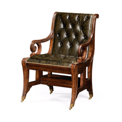Regency Style Mechanical Chair