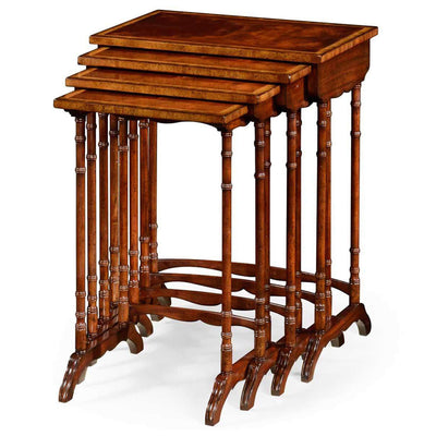 Regency Style Nest of Tables