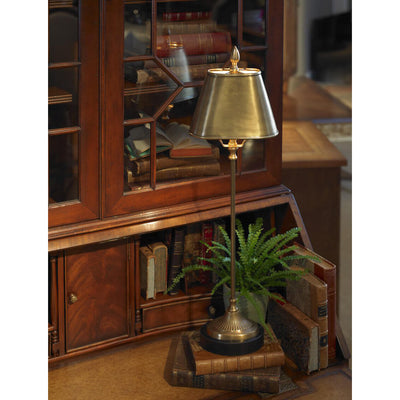 Traditional Brass Desk Lamp