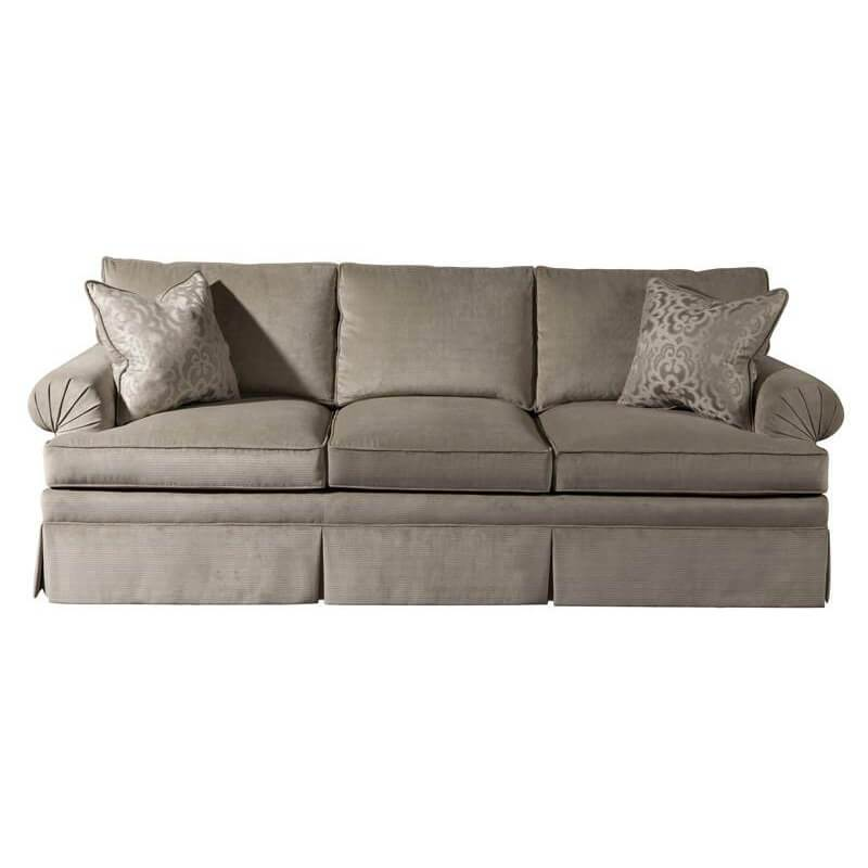 Traditional Paxton Roll Arm Sofa