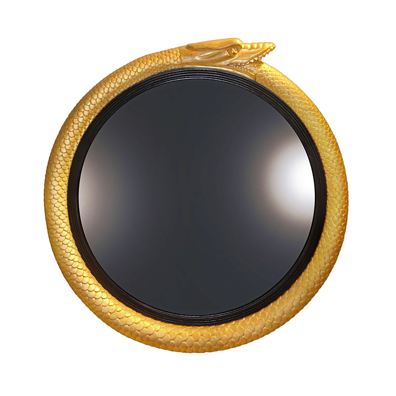 Regency Serpent Convex Mirror