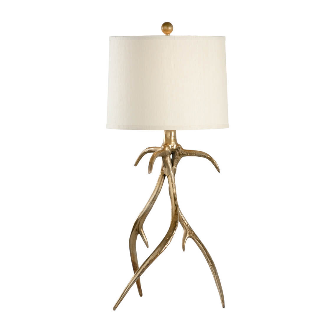 Antler Form Table Lamp
