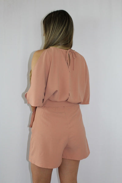 Blush Perfection Romper
