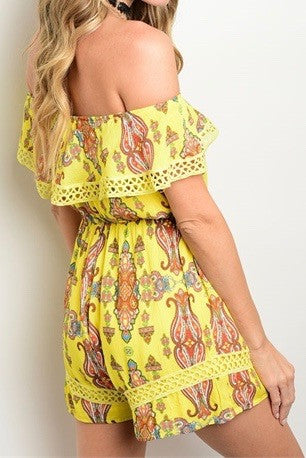 Sunshine Playsuit