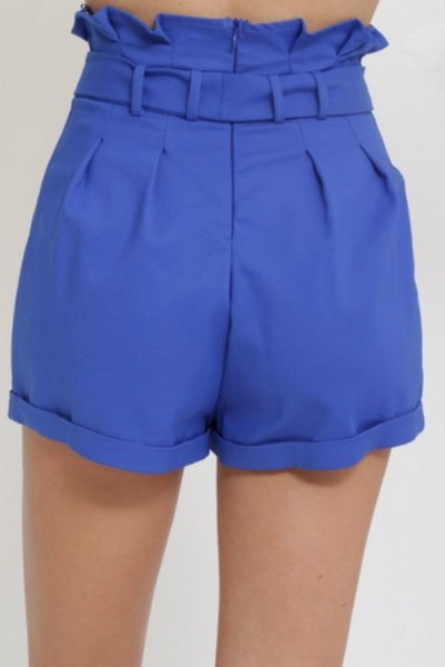 Royal Blue Shorts