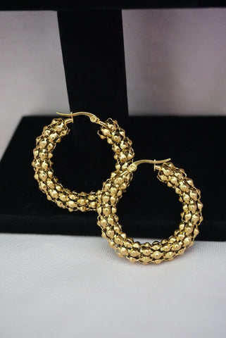 Capri Hoop Earrings