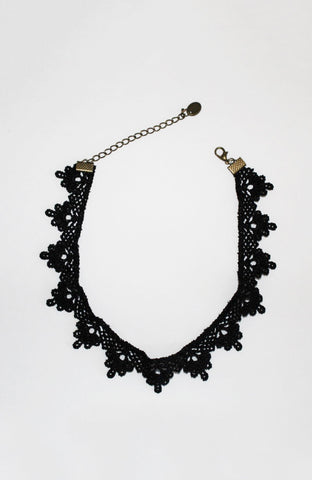 Laced Up Royalty Necklace