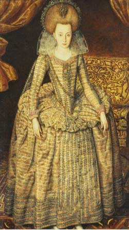 Elizabethan era clothing and fashion 46