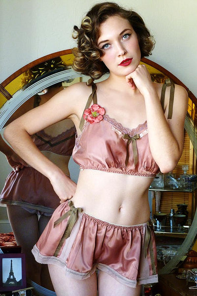 Deja Vu Dessous Bespoke Custom Made Lingerie