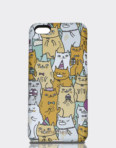 Gemma Correll Cats Case for iPhone 5c, Kitty