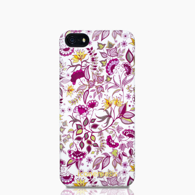 Johanna Basford Floral iPhone 5s Case