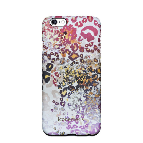 Sacha Kreeger Leopard Print Case for iPhone 6s / 6