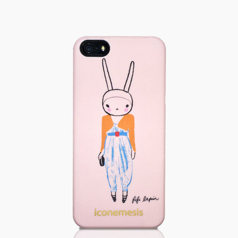 Bunny iPhone 5/5S & SE Case, Fifi Lapin